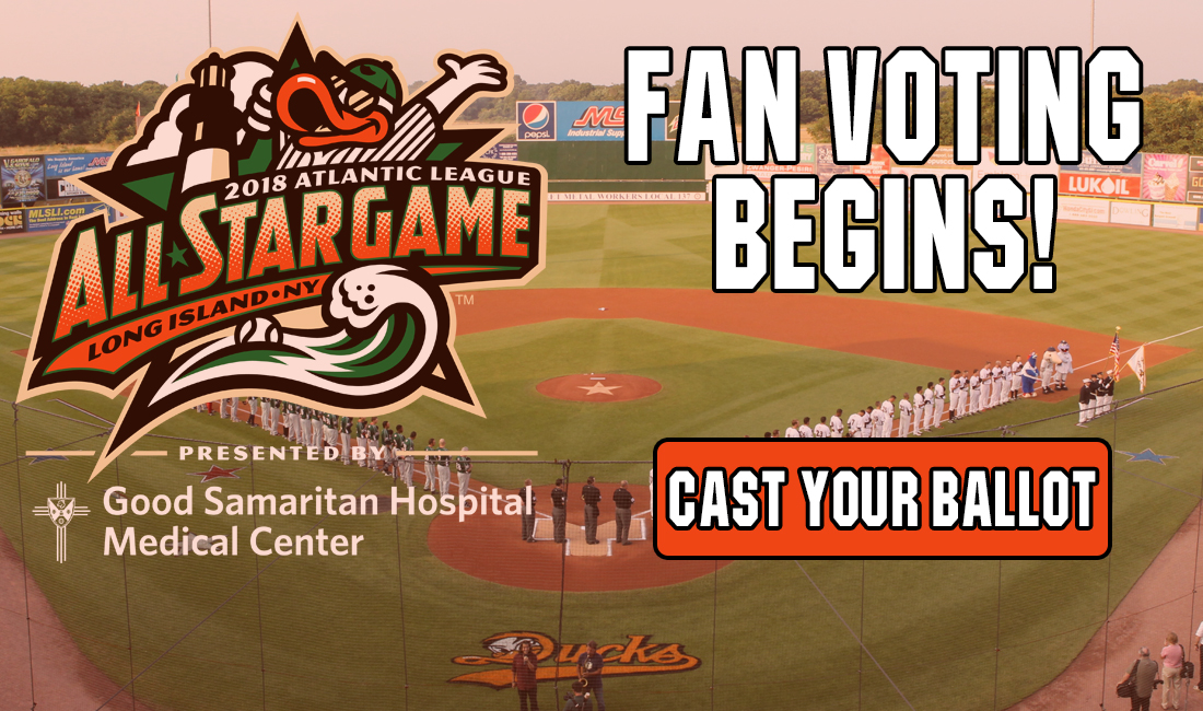 All Star Voting Starts Today!