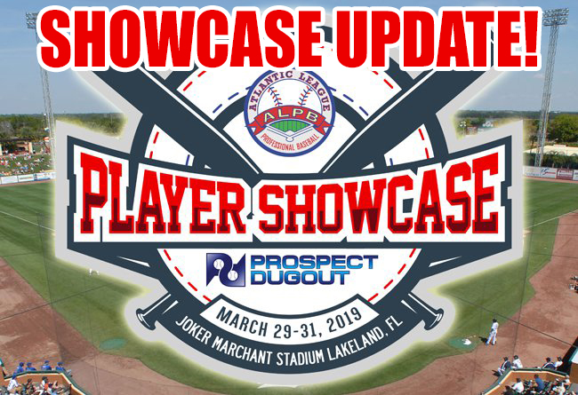 ALPB PLAYER SHOWCASE REGISTRATION EXCEEDING FORECASTS