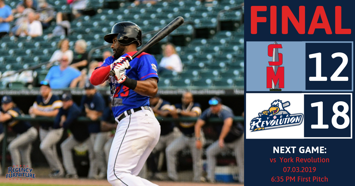 Blue Crabs Drop Pivotal Game Three