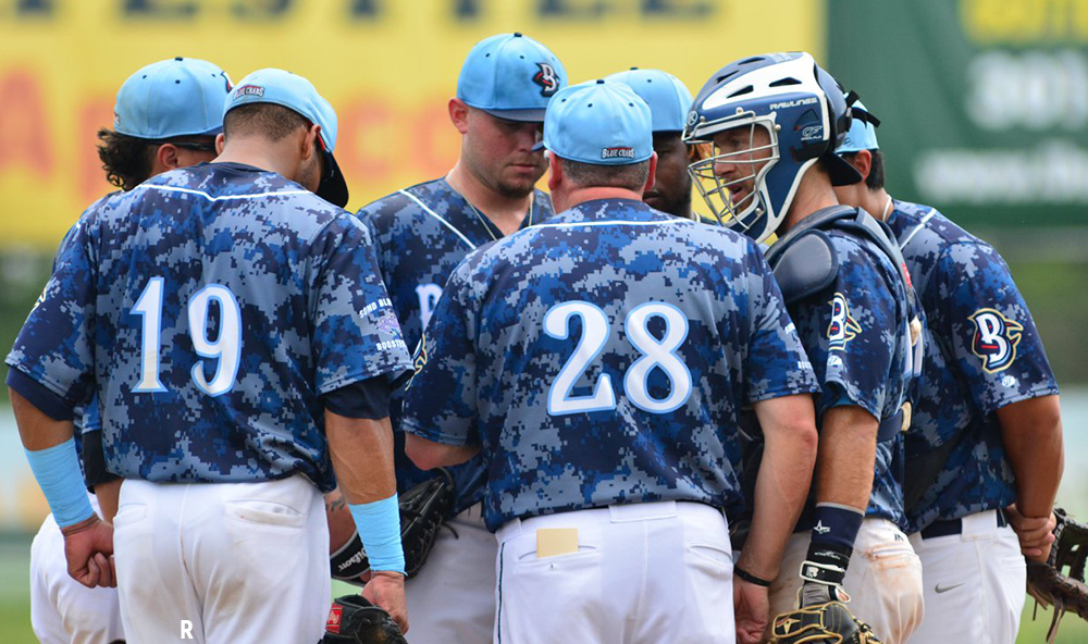 Blue Crabs Win Friday the 13th Thriller