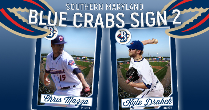 Blue Crabs Add Two More Pitchers For Playoff Push