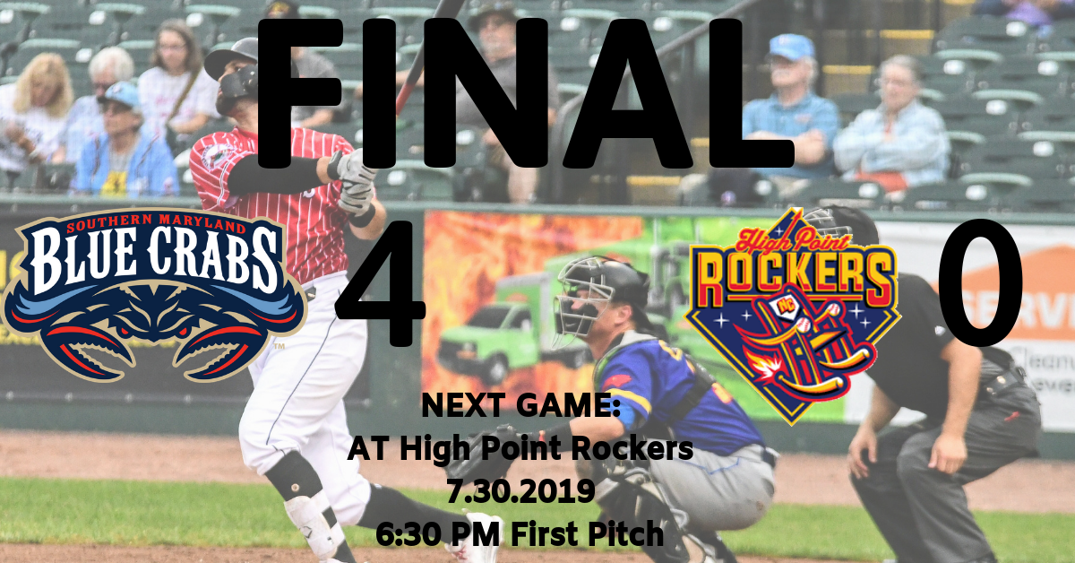 Thompson, Blue Crabs Roll The Rockers