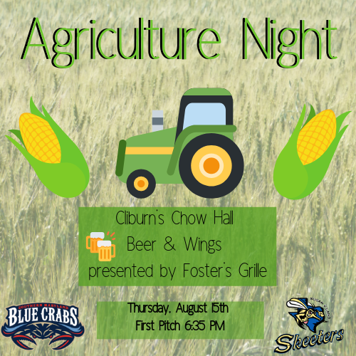 Agriculture, Beer & Wings Night