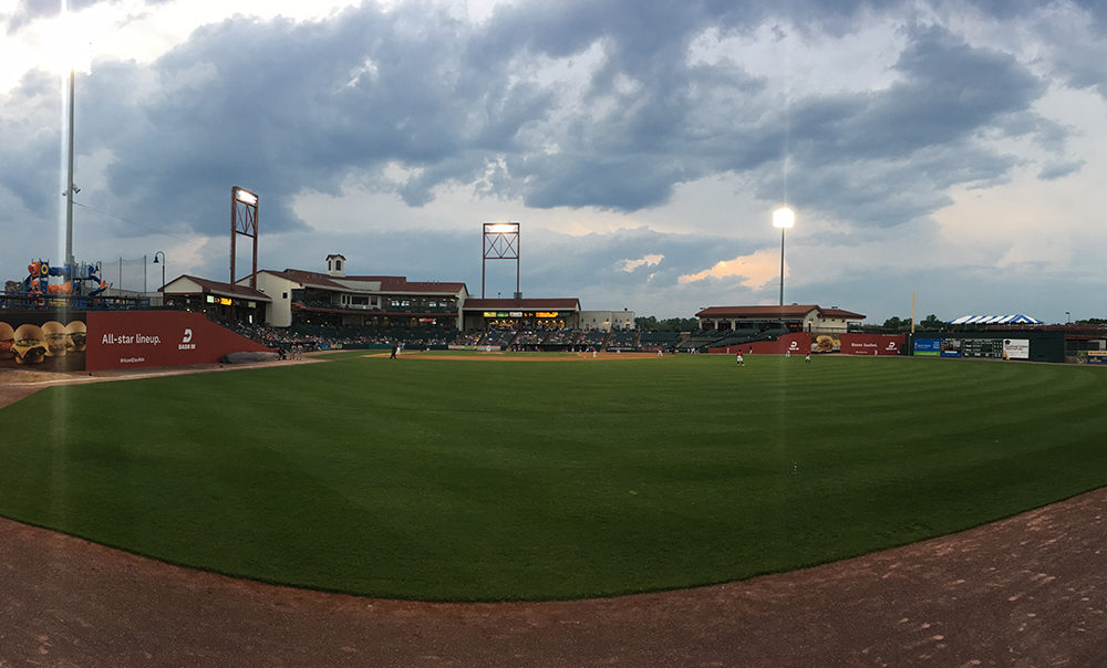 Blue Crabs Lose Battle with Barnstormers in Opener