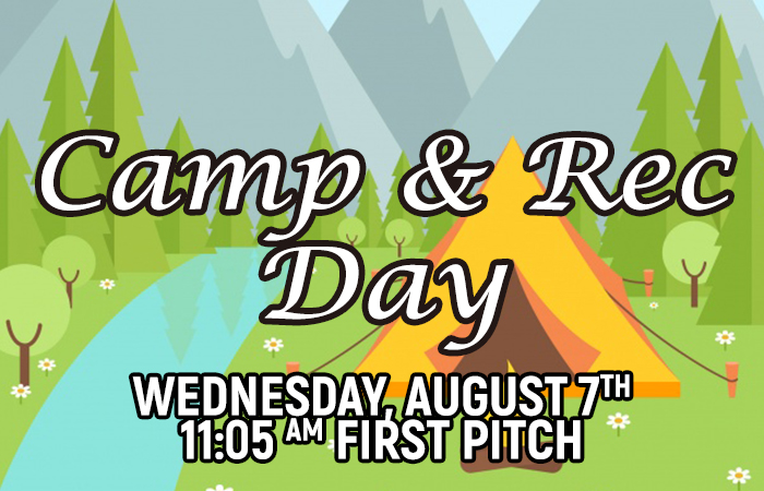 Camp & Rec Day