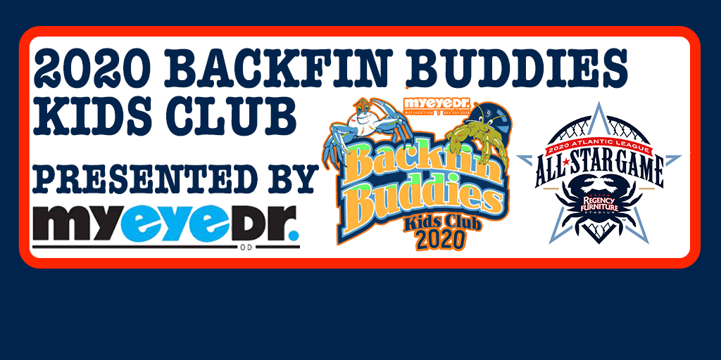 Blue Crabs Release Revamped Backfin Buddies Kids Club Plan