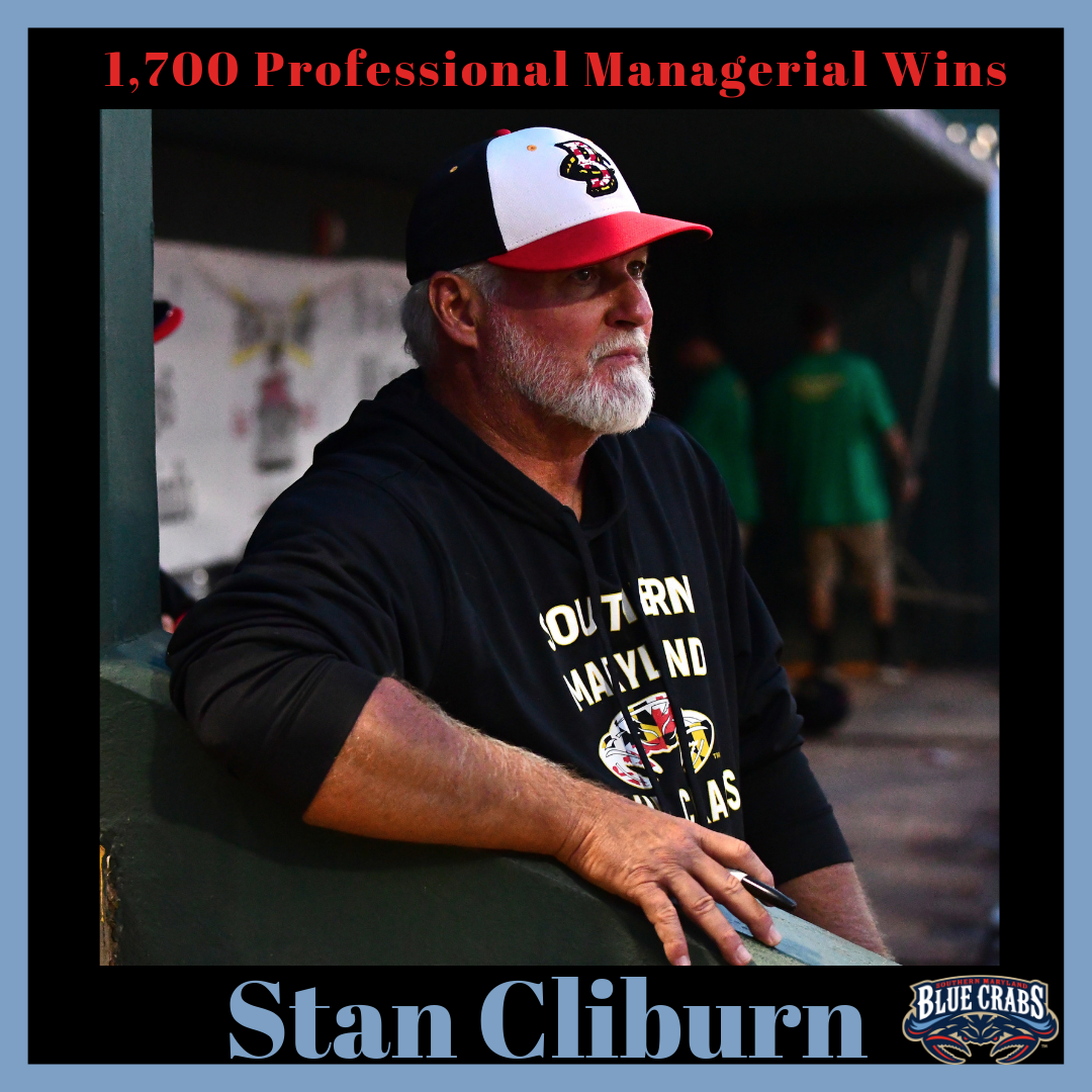 Stan Cliburn Picks Up 1,700th Win