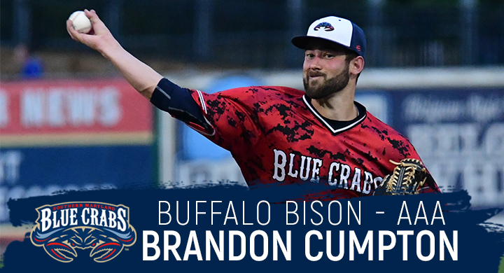 Brandon Cumptons Contract Purchased by Toronto Blue Jays