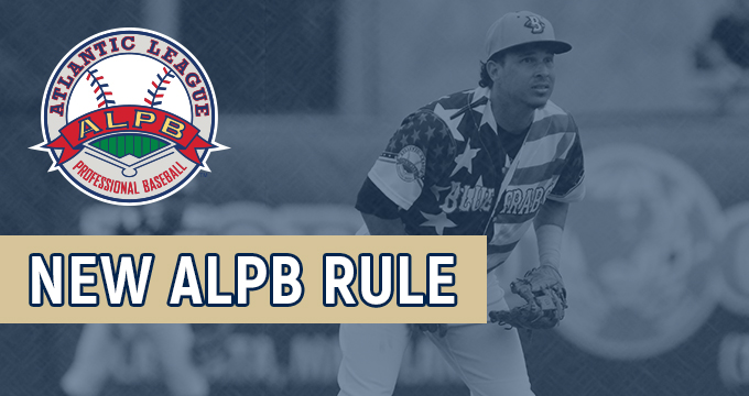 ATLANTIC LEAGUE ADOPTS EXTRA-INNING TIEBREAKER RULE FOR 2019