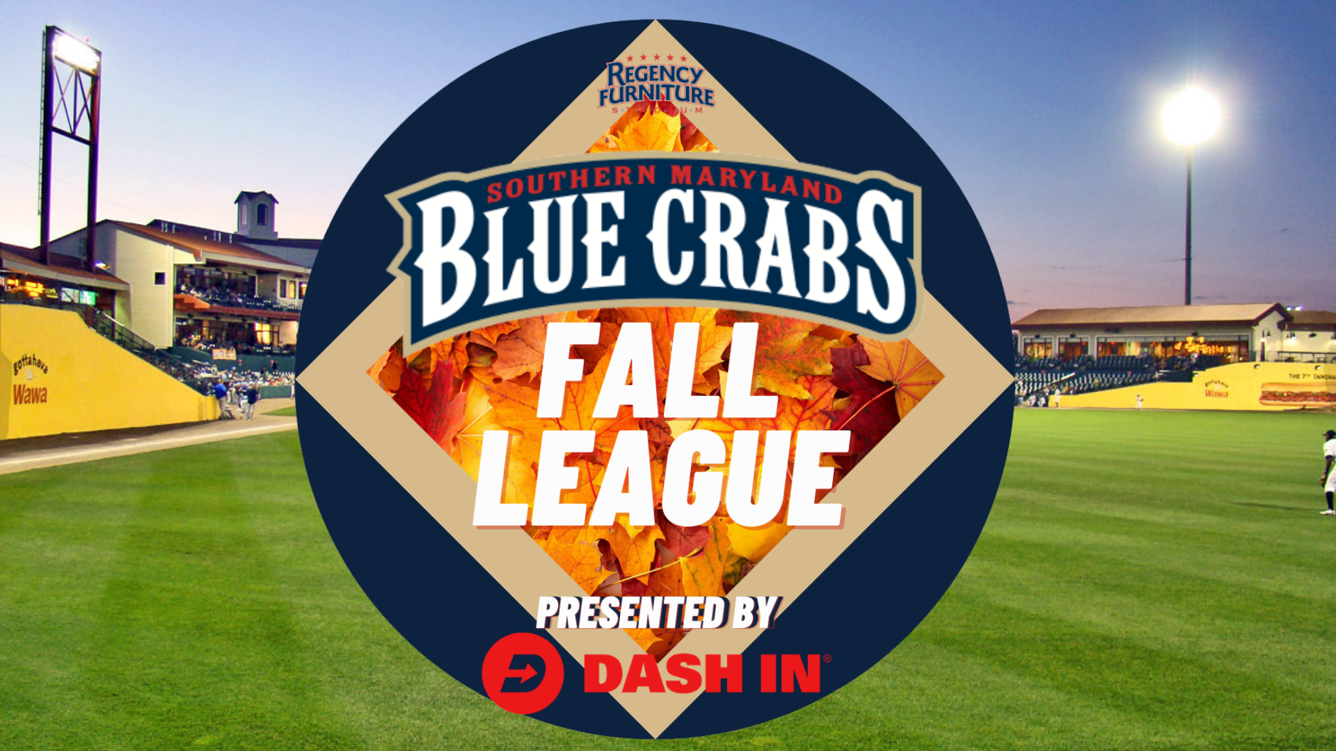 Blue Crabs to Host Youth Fall League
