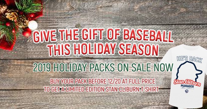 2019 Holiday Packs Now On Sale