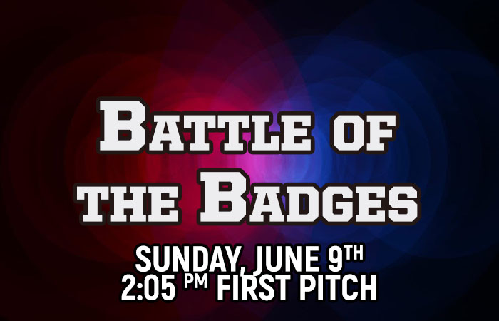 Battle of the Badges & Bark in the Park