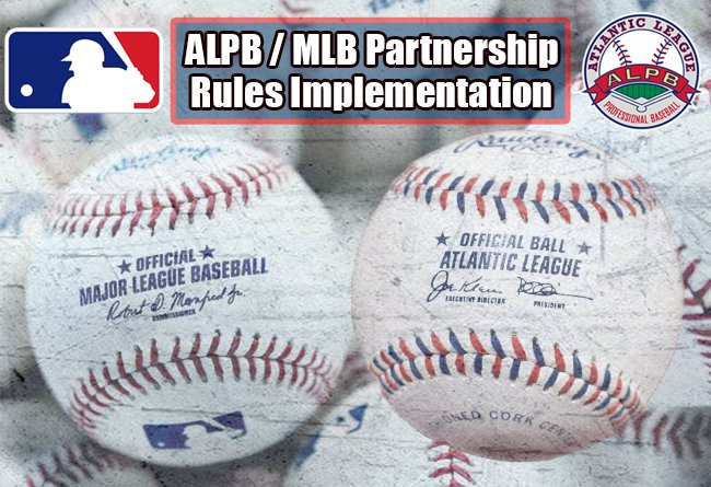 MLB, ALPB ANNOUNCE ADDITIONAL RULE CHANGES FOR SECOND HALF