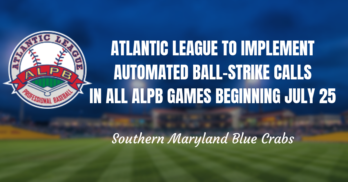 Automated Ball-Strike Calls in ALPB Games