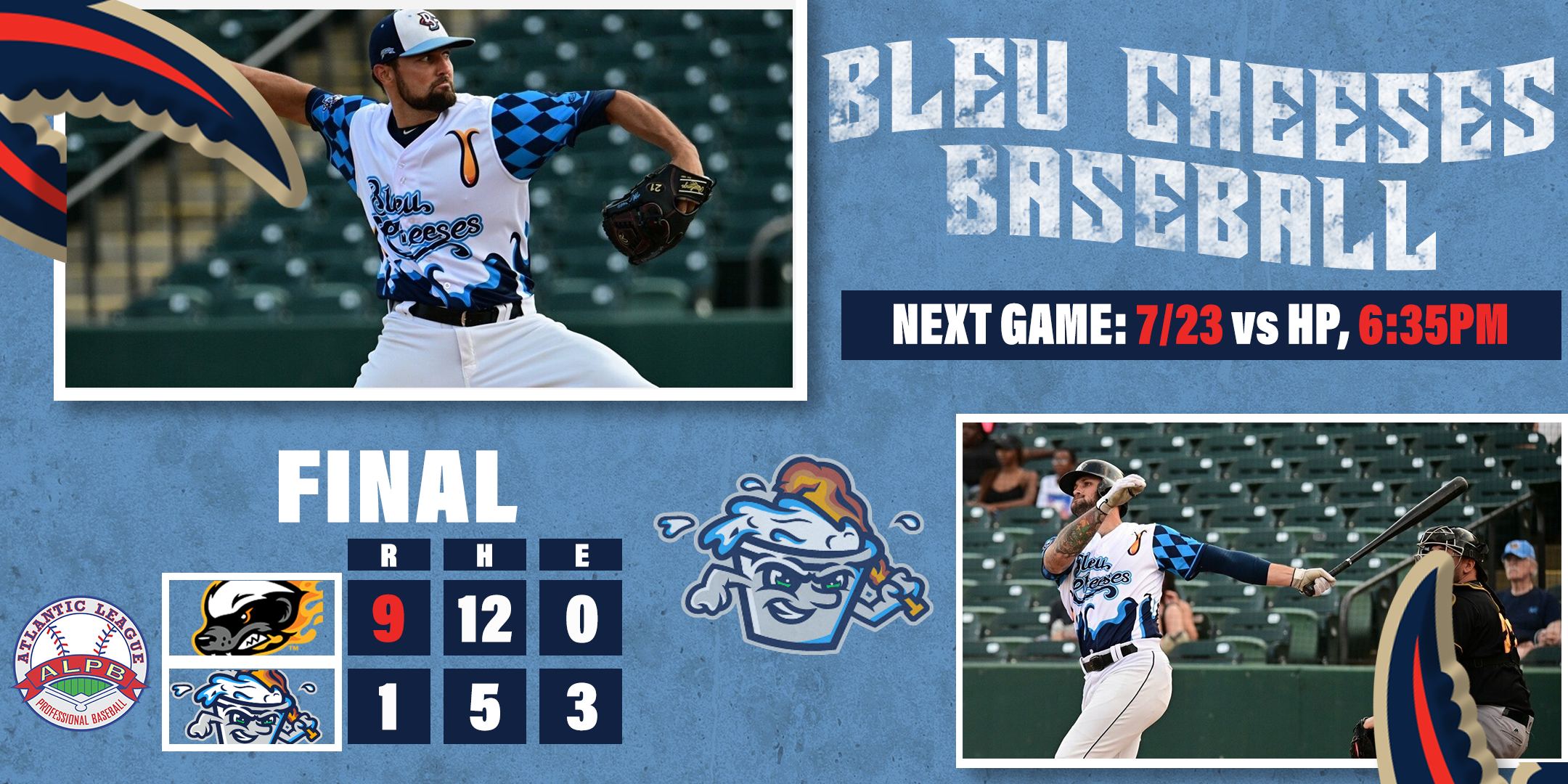Honey Hunters Topple Bleu Cheeses in Series Finale