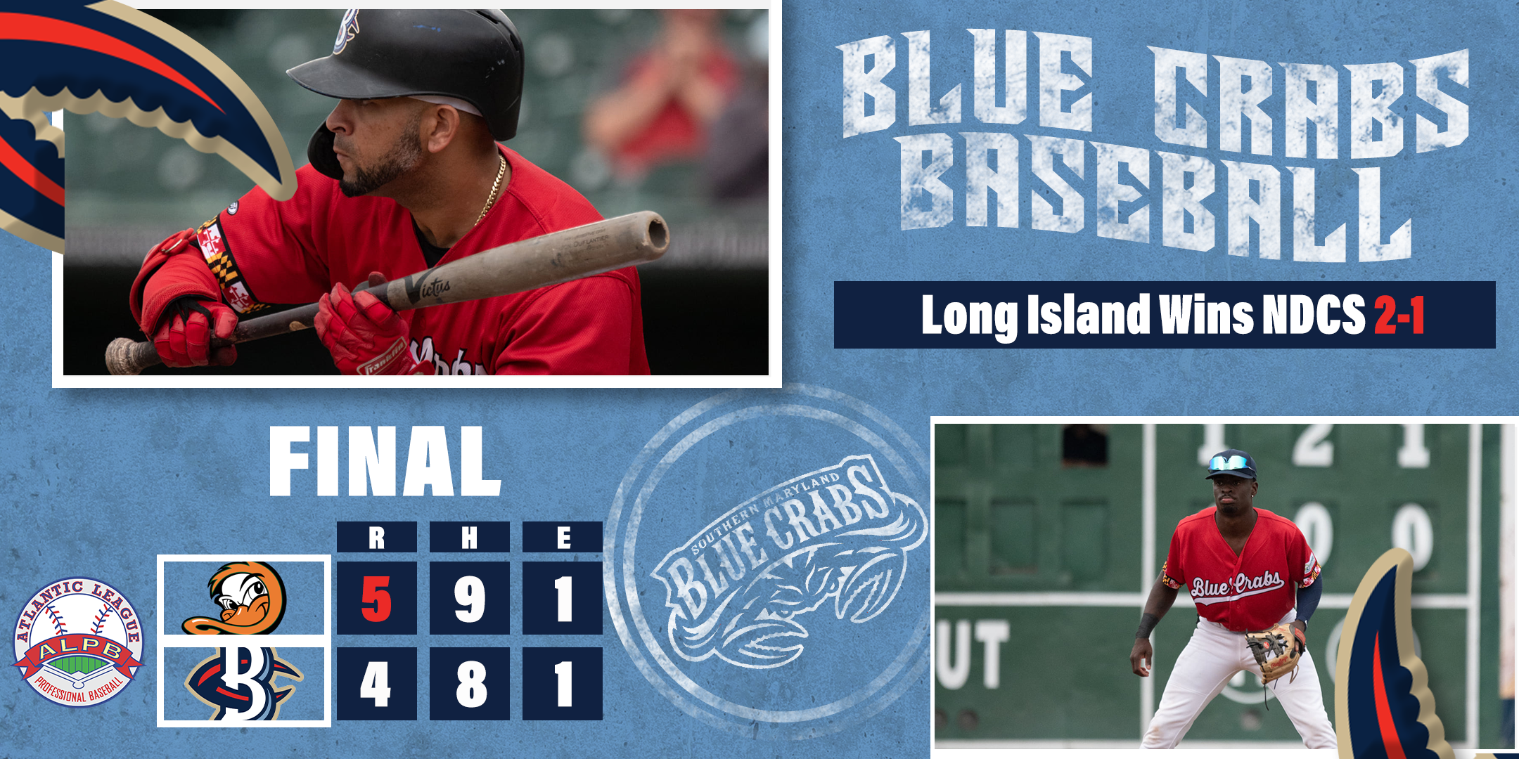 Crabs Knocked Out of Playoffs in Heartbreaking Los