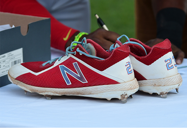 SOUTHERN MARYLAND BLUE CRABS, ATLANTIC LEAGUE TO DONATE CLEATS FROM FIRST STEAL OF FIRST BASE TO NATIONAL BASEBALL HALL OF FAME AND MUSEUM