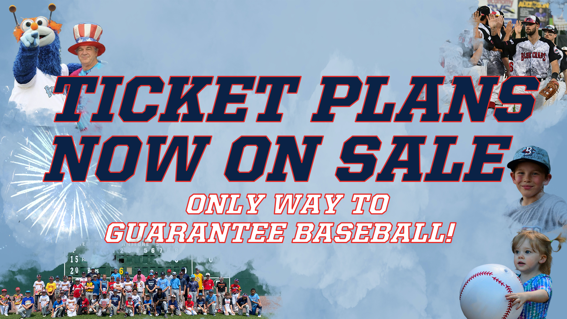 Blue Crabs Ticket Plans On Sale