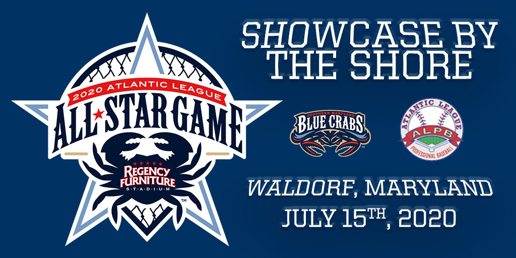 Blue Crabs To Host 2020 Atlantic League All-Star Game