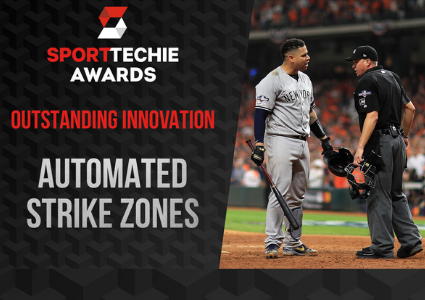 SportTechie Awards: The Automated Strike Zone Is Our 2019 Innovation of the Year