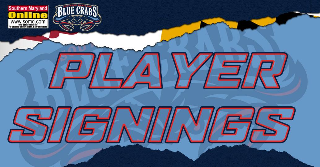 Blue Crabs Re-Sign Edwin Garcia, Zach Collier