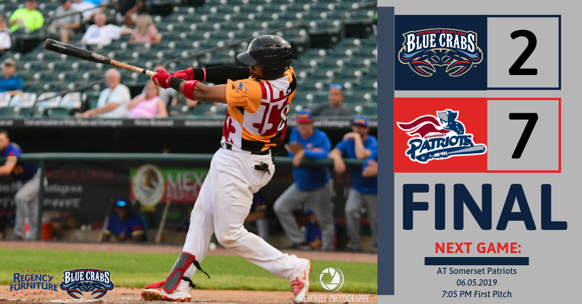 Somerset Evens Series in First Game of Doubleheader