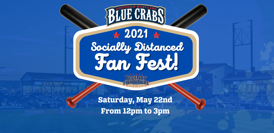Blue Crabs Announce 2021 Fan Fest