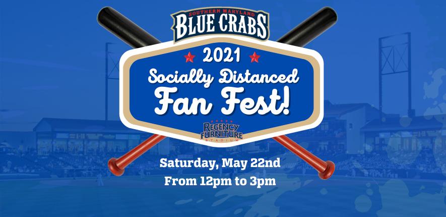 Blue Crabs Announce 2021 Fan Fest
