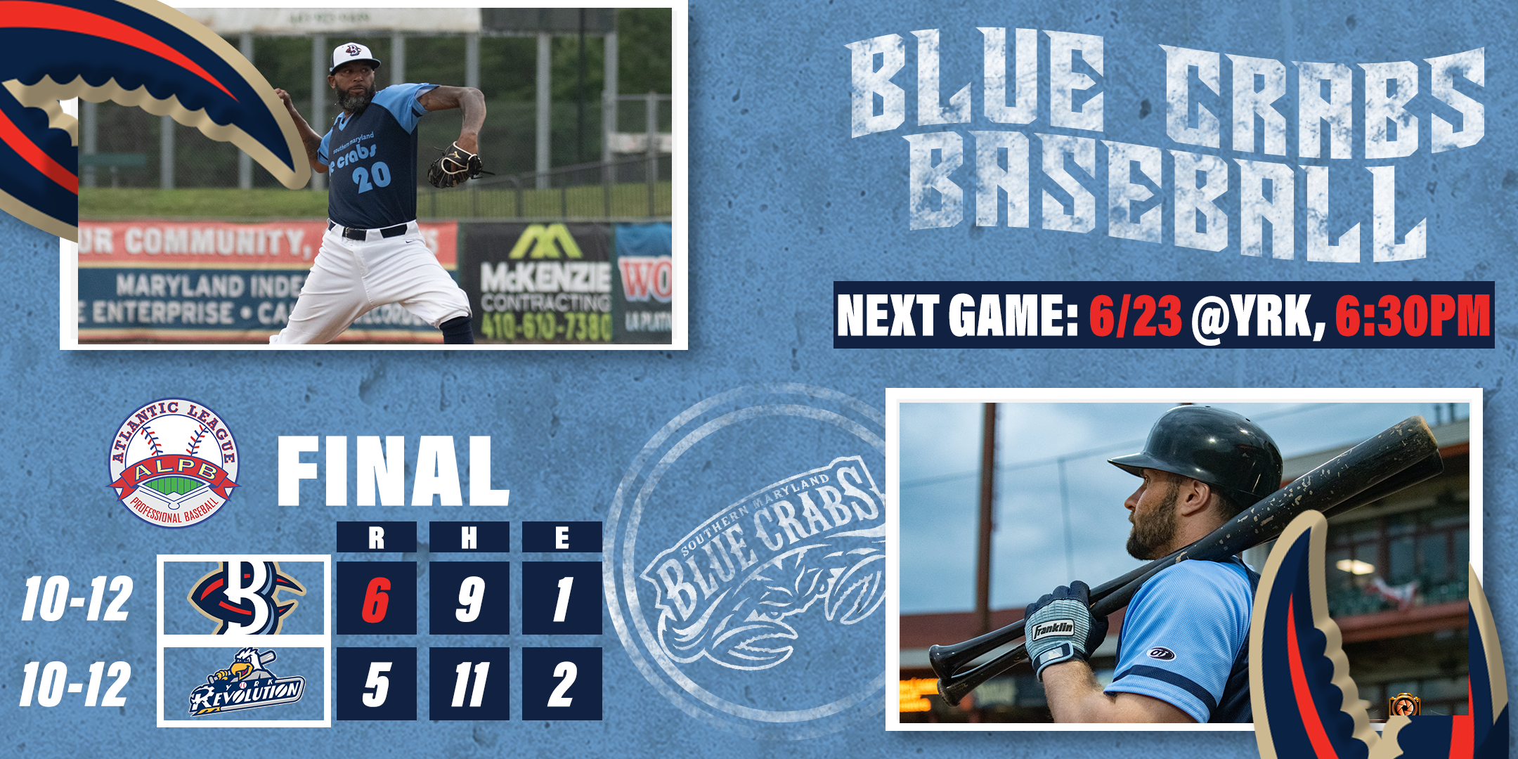 Comeback Victory Secures Southern Maryland's Sixth Win in Seven Games