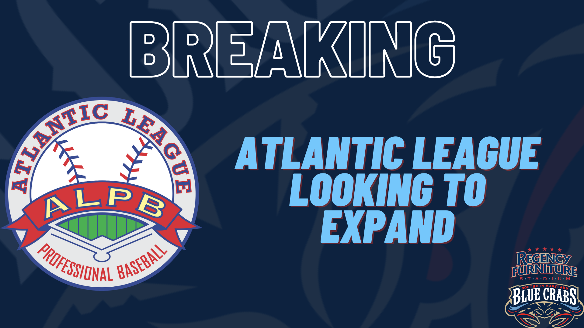ATLANTIC LEAGUE APPROVES ADDING TEAMS