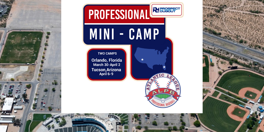 ATLANTIC LEAGUE TO HOST TWO MINI-CAMP TRYOUTS NEXT SPRING