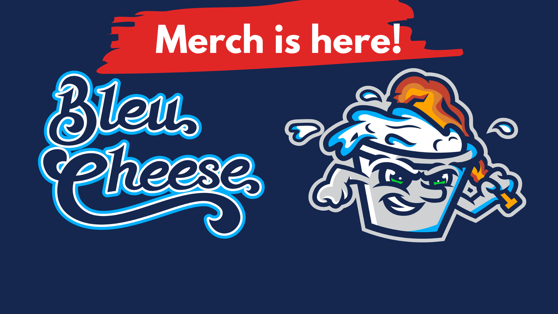 Bleu Cheeses Merch Pre-Order