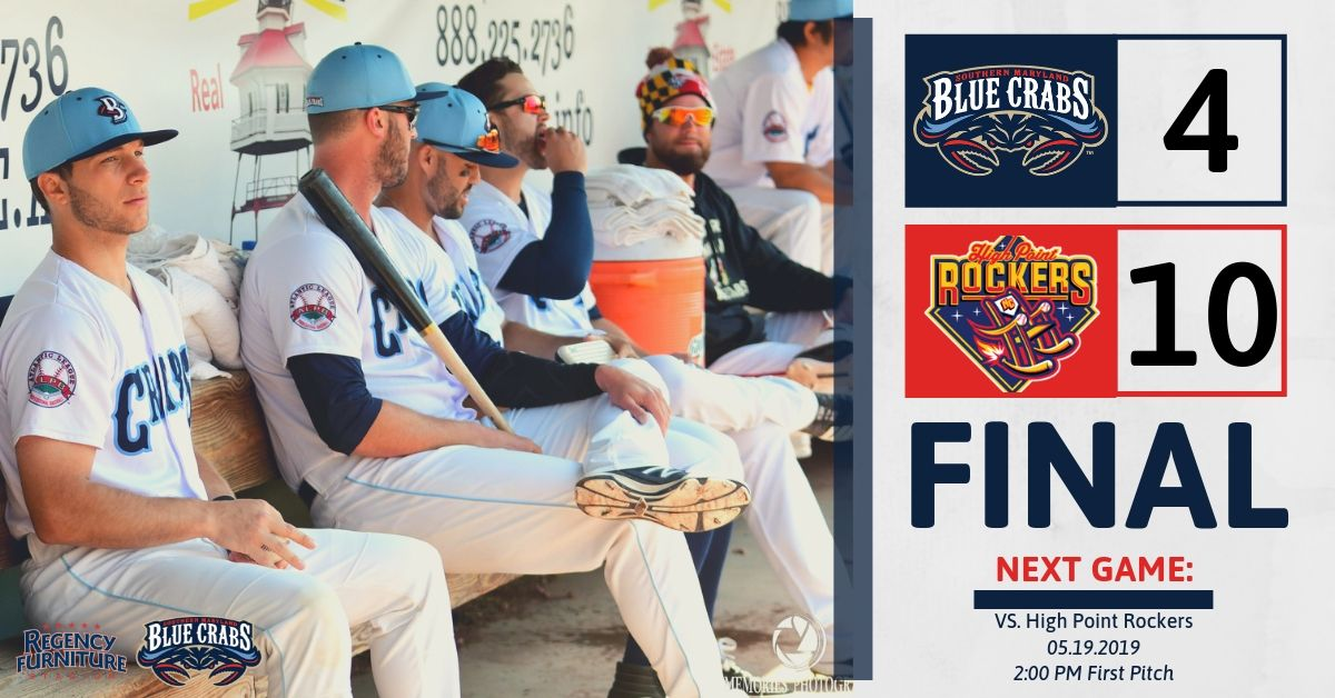 Rockers Win Series Deciding Game Two