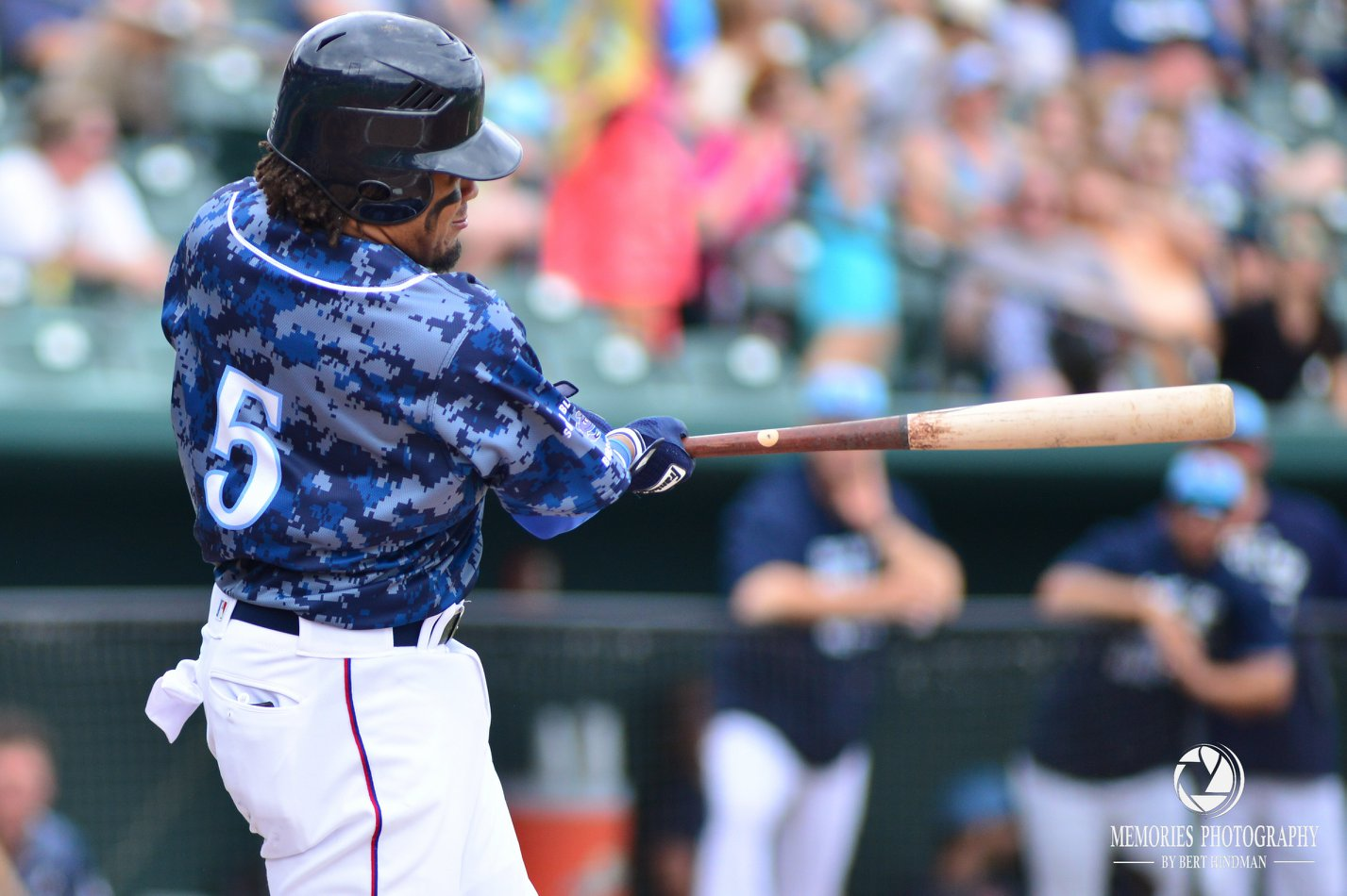Five-run Fifth Powers Ducks Past Blue Crabs