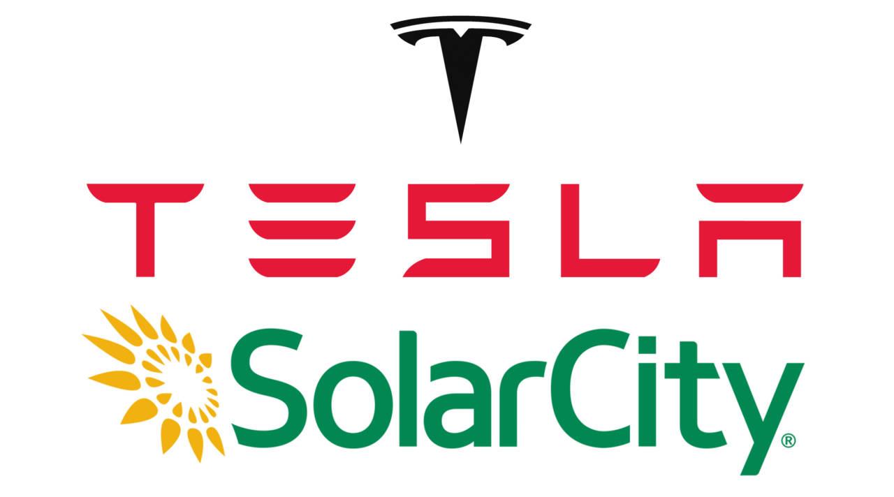 Solar City Tesla
